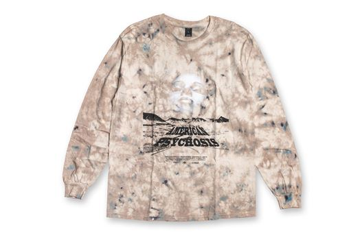 Picture of AMERICAN PSYCHOSIS L/S TEE Khaki