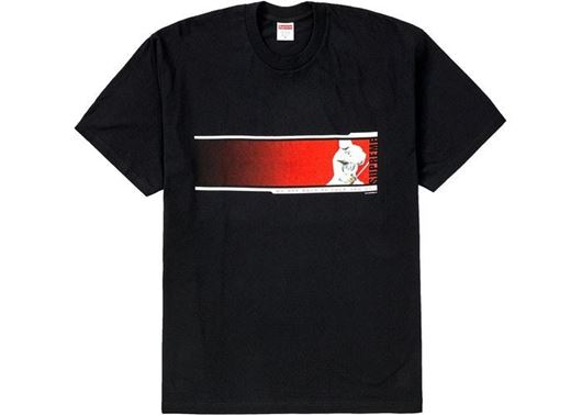 Picture of Supreme We're Back Tee Black
