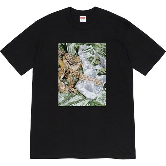 Picture of Supreme Bling Tee Black