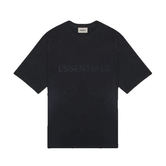 Picture of Fear Of God Essentials SS20 Tee Black