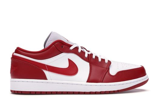 Picture of Air Jordan 1 Low Gym Red