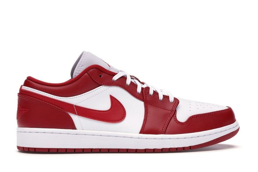 Picture of Air Jordan 1 Low Gym Red