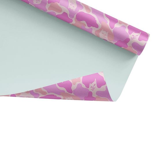Picture of Nermal Camo Wrapping Paper Pink Camo