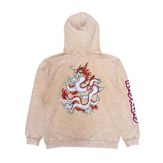 Picture of Dragonerm Hoodie Cream