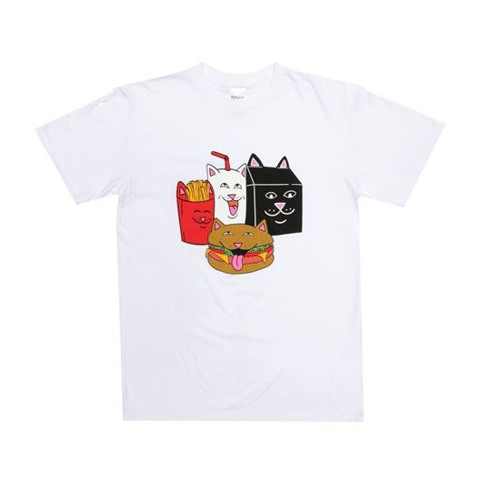Picture of Mcnerm Tee White