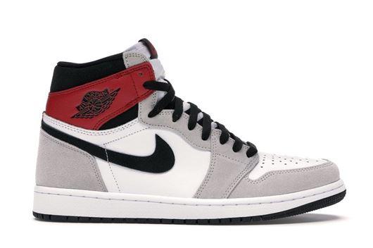 Picture of Jordan 1 Retro High Light Smoke Grey