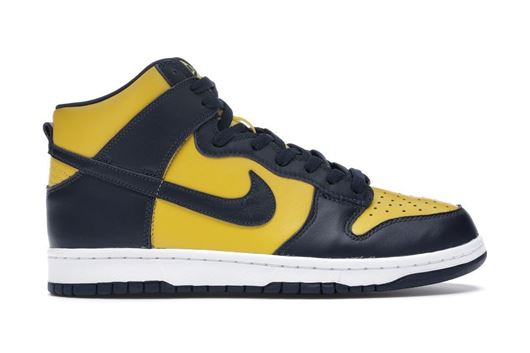 Picture of Nike Dunk High Michigan (2020)