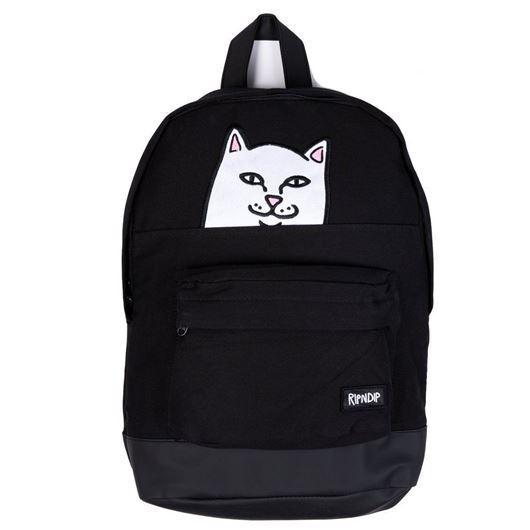 Picture of Lord Nermal Velcro Hands Backpack Black