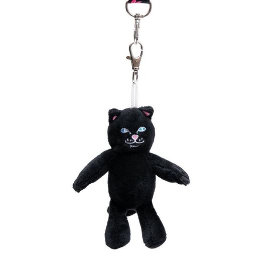 Picture of Lord Jermal Plush Keychain Black