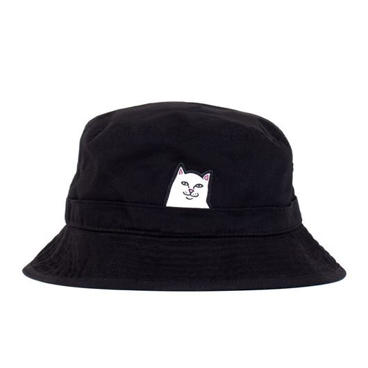 Picture of Lord Nermal Bucket Hat Black