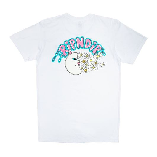 Picture of Floating Pocket Tee White