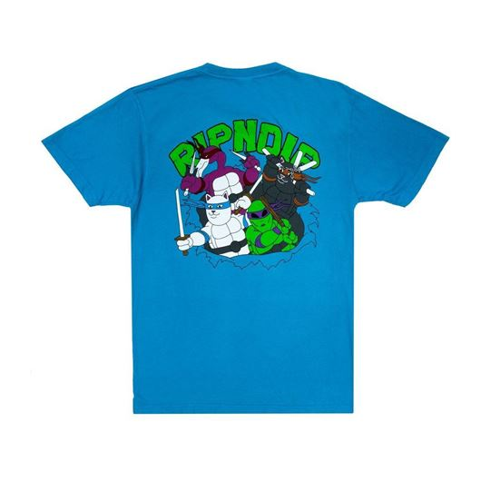 Picture of Teenage Mutant Tee Blue