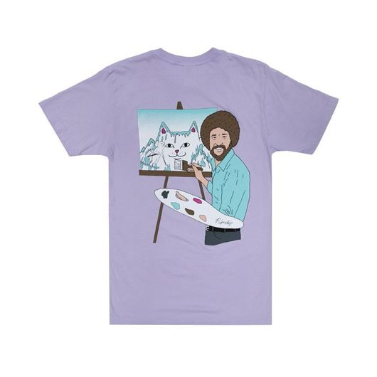 Picture of Beautiful Mountain Tee Lavender