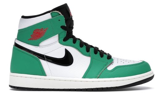 Picture of Jordan 1 Retro High Lucky Green (W)