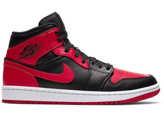 Picture of Jordan 1 Mid Banned(2020)