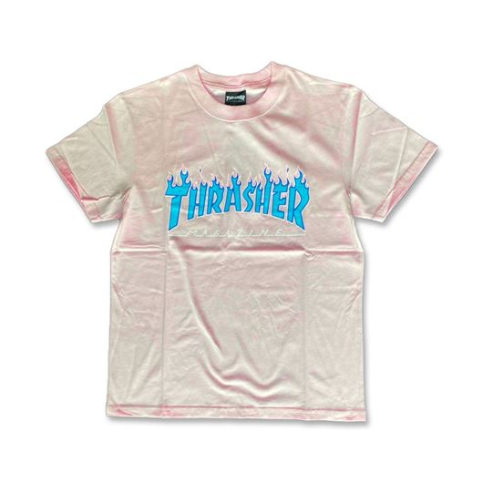 Picture of OUTLINE FLAME Tee Pink