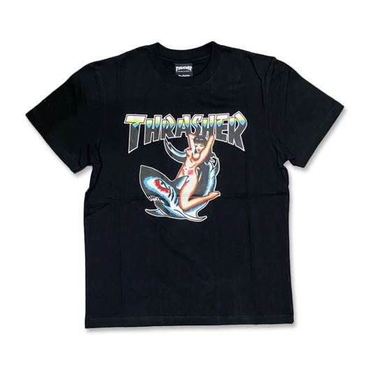 Picture of TATTOO S/S T-SHIRT Black