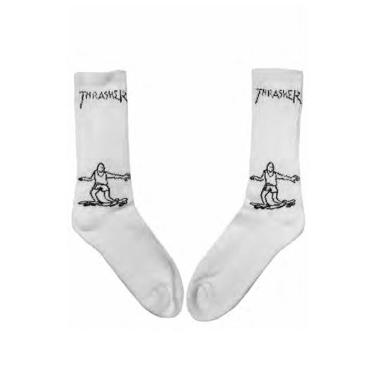 Picture of ANKLE GONZ SOCKS White
