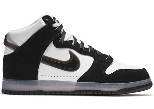 Picture of Nike Dunk High Slam Jam White Black