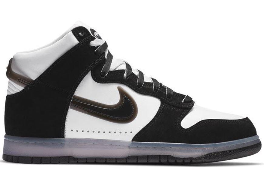 Picture of Nike Dunk High Slam Jam White Black
