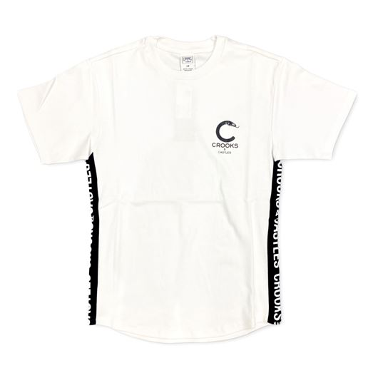 Picture of Side Line Tee White