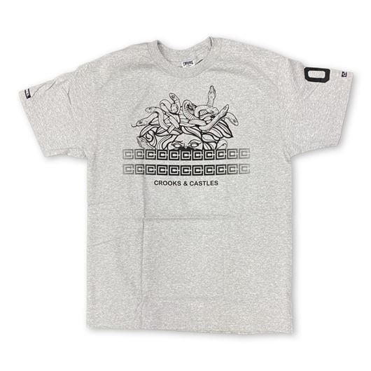 Picture of Bandusa Greco Heather Grey