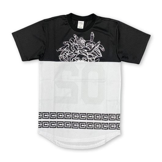 Picture of Bandusa Greco Jersey Black/White