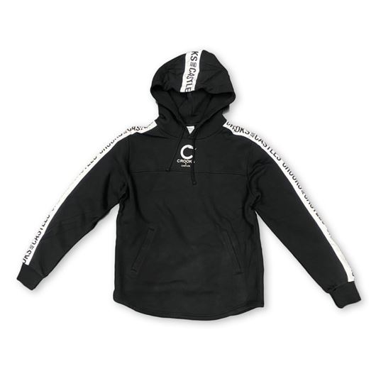 Picture of SIDE LINE Pullover Black