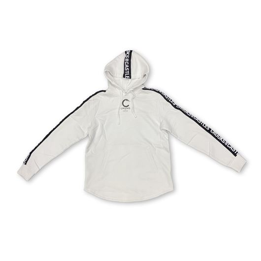 Picture of SIDE LINE Pullover White
