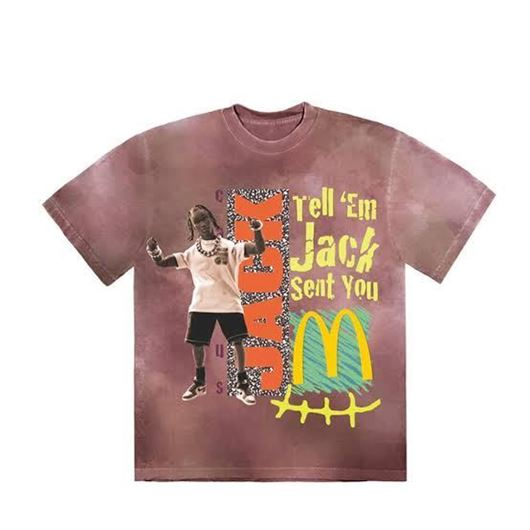 Picture of Jack Smile Tee Berry