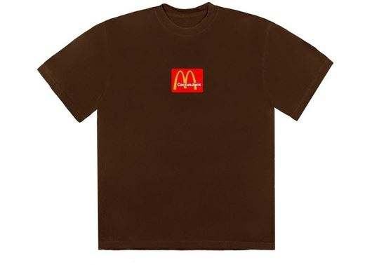Picture of Sesame Tee Brown