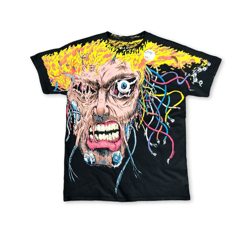 Picture of Weapon Wolverine Tee Black