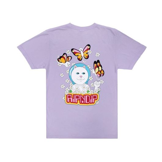 Picture of Butterfly Tee Lavender