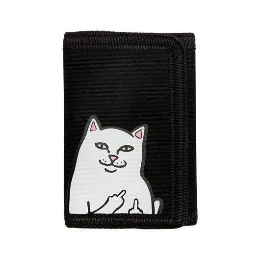 Picture of Lord Nermal Wallet Black