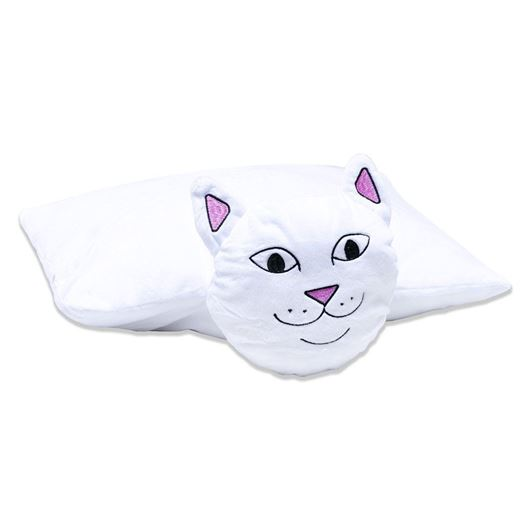 Picture of Lord Nermal Pillow Pet White