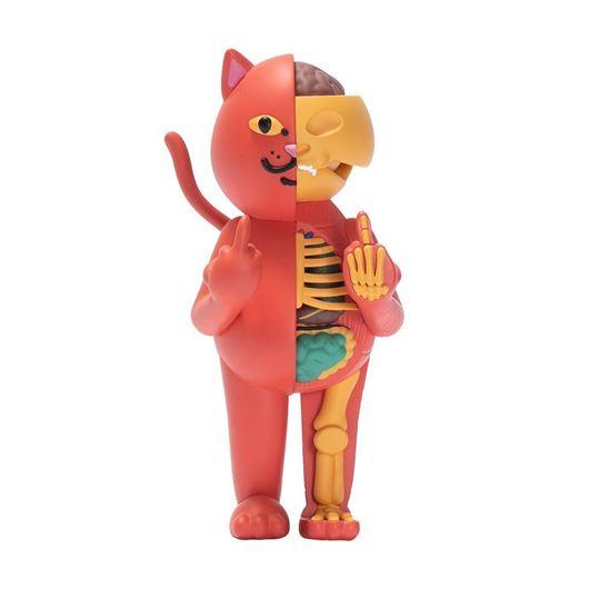 Picture of Devil Nerm Vinyl Figure Red
