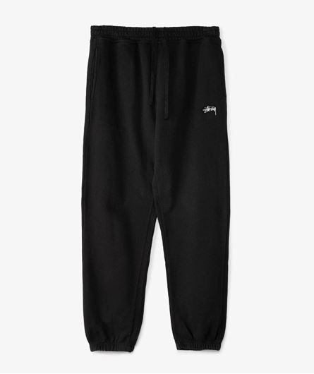 Picture of STOCK LOGO PANT Black