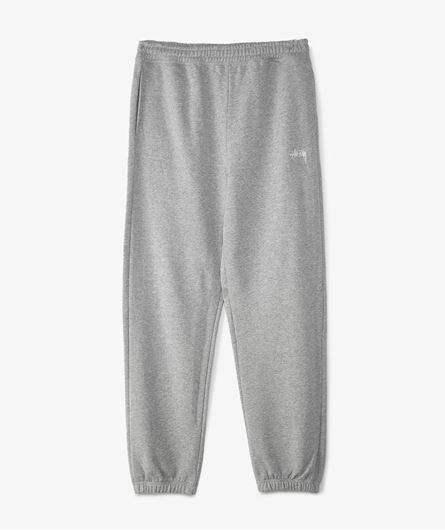 Picture of STOCK LOGO PANT Heather Grey