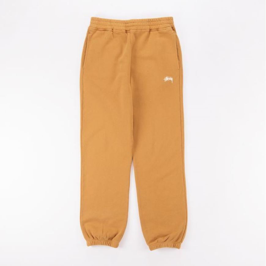 Picture of STOCK LOGO PANT Rust