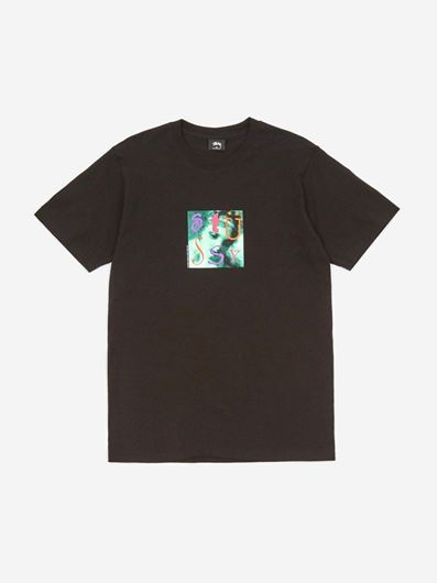 Picture of VENUS SQUARE TEE Black