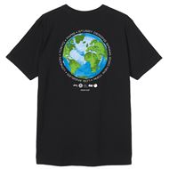 Picture of GLOBAL DESIGN CORP. TEE Black
