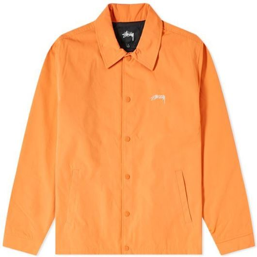 Picture of CLASSIC COACH JACKET Orange