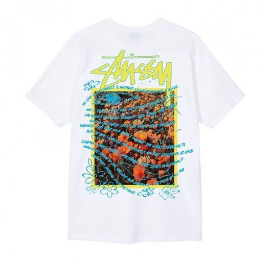Picture of SUPER BLOOM TEE White