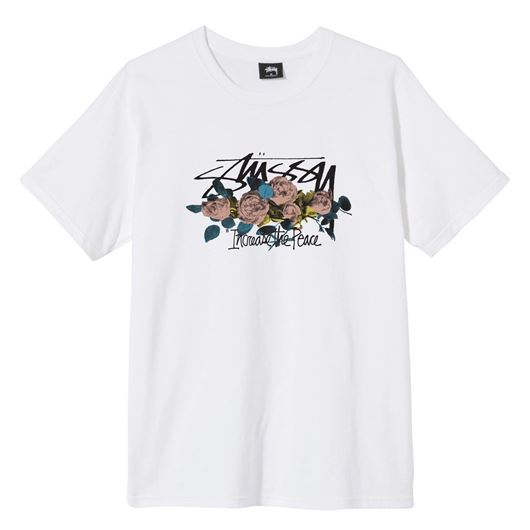 Picture of ITP ROSES TEE White
