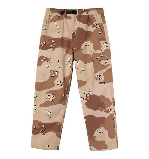 Picture of CAMO TAPED SEAM CARGO PANT Camo