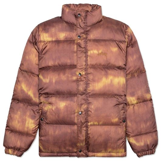 Picture of AURORA PUFFER JACKET Brown