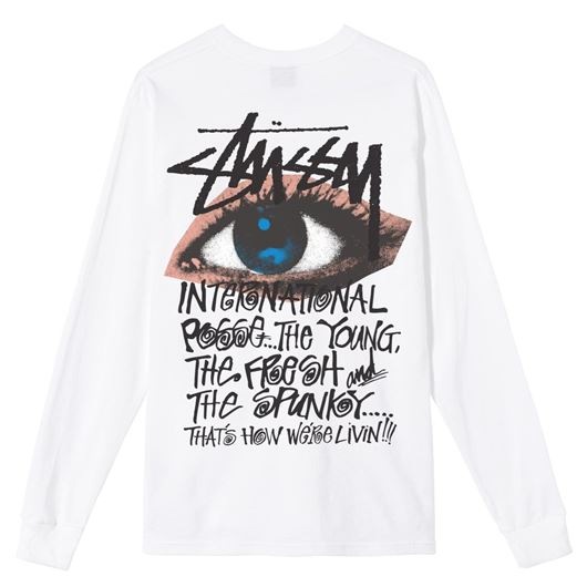 Picture of OCULAR LS TEE White