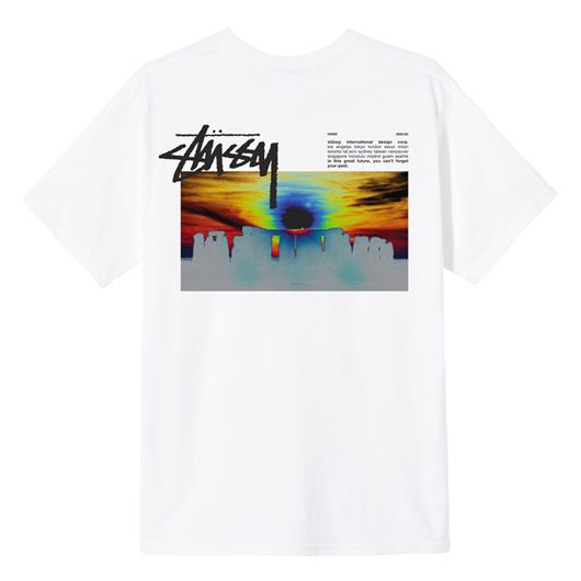 Picture of STONEHENGE TEE White