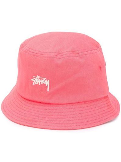 Picture of STOCK BUCKET HAT Red