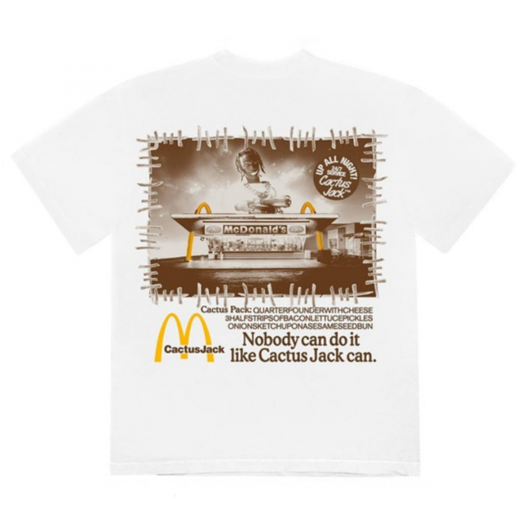 Picture of Vintage Action Tee White